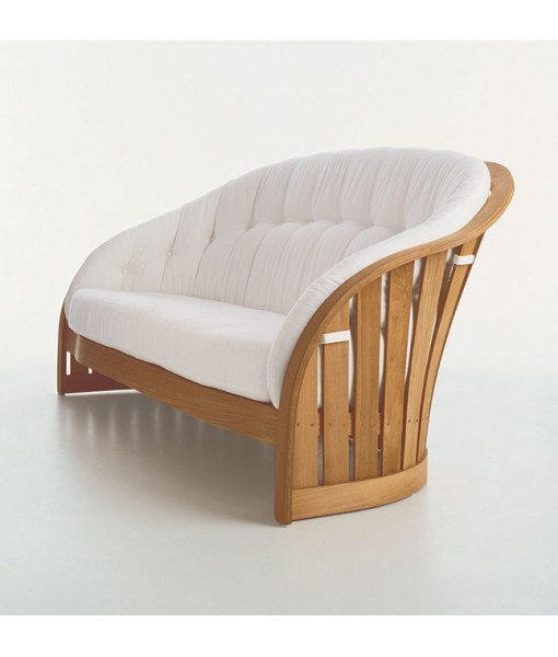 """PICKET 74"""" Sofa With Seat And ..."""