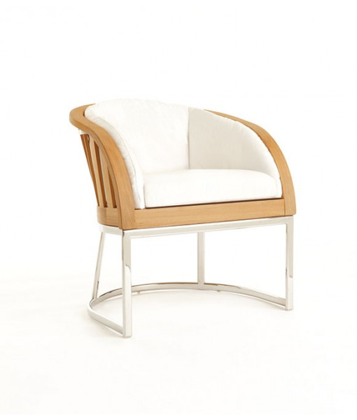 PICKET Dining Arm Chair With Seat ...