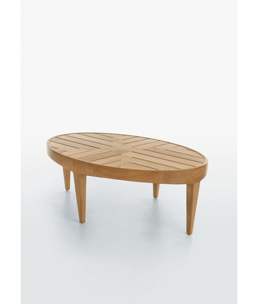 SMOOTHIE Oval Coffee Table