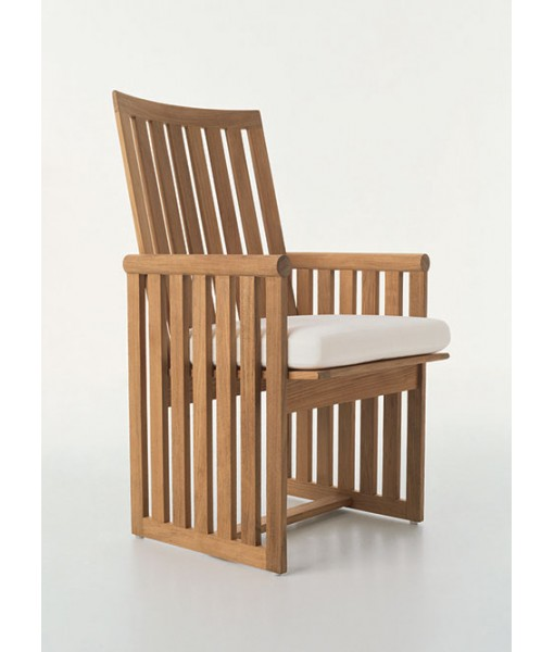 SUMMIT CLASSICS Dining Arm Chair With ...