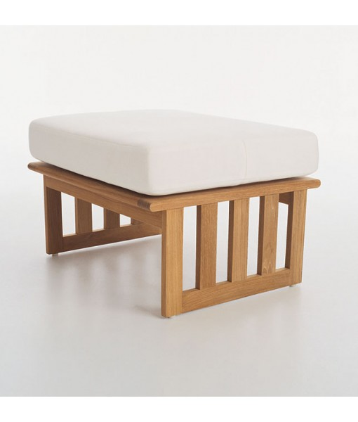 SUMMIT CLASSICS Footrest With Cushion