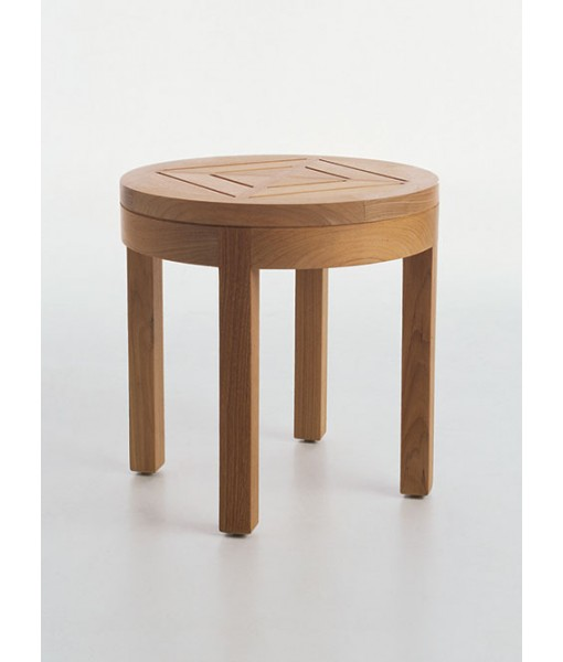 SUMMIT CLASSICS Round Occasional Table